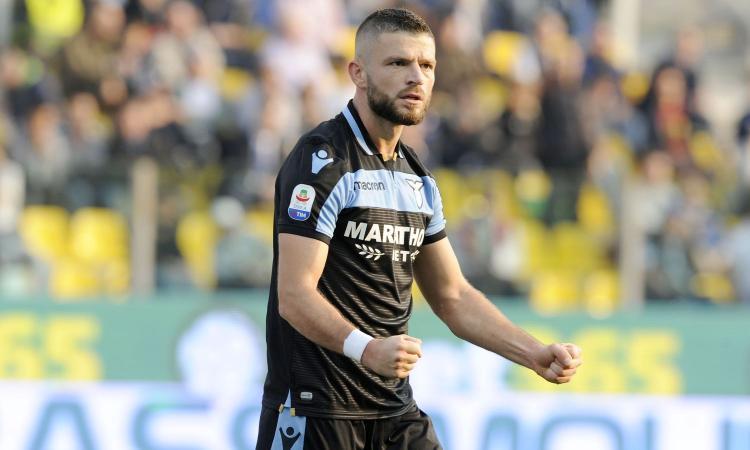 Lazio, Berisha: 'Rigore dubbio, lo stadio ci ha messo in difficoltà'
