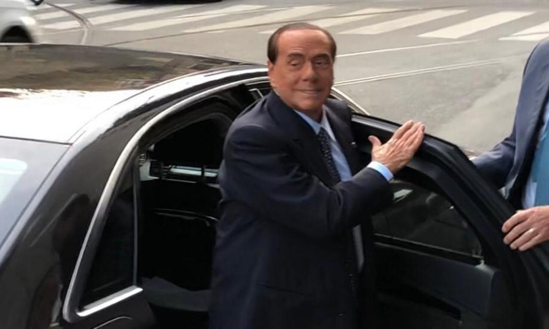 Il Milan, la lusinga Eintracht e... Berlusconi!