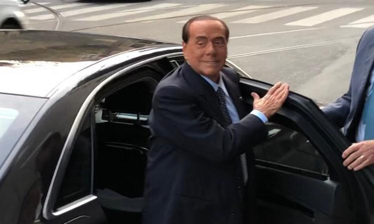 Berlusconi: 'Con Suso dietro due punte il Milan vincerebbe il derby con tanti gol di scarto'