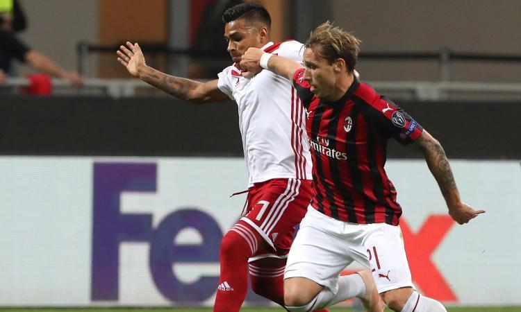 Milan, conferme dall'Argentina: Biglia può andare all'Independiente