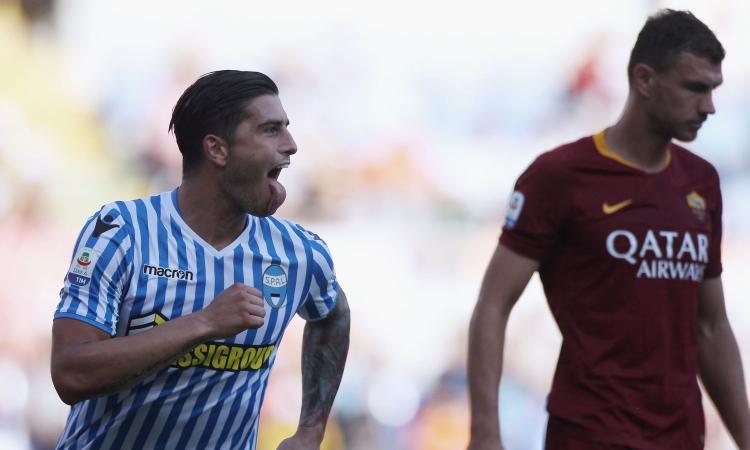 Milan stregato da Bonifazi: sfida a Roma e Atalanta