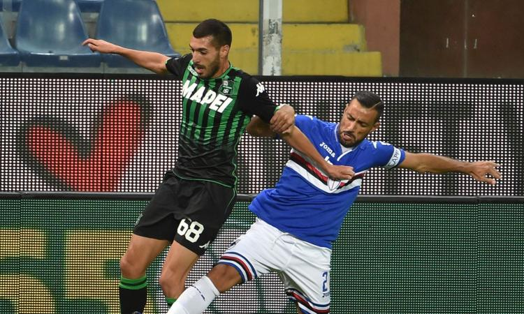 Sassuolo, due club di Serie A su Bourabia