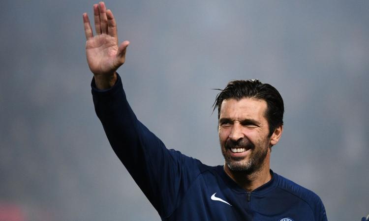 Ag. Buffon: 'Porto grande club e gioca la Champions'