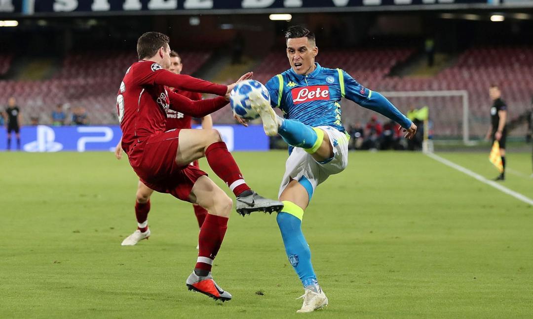A Liverpool facevano bene a temere Napoli e IL Napoli