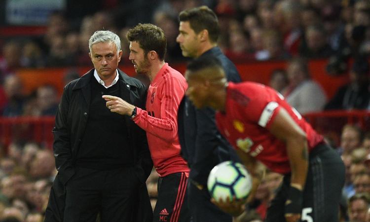 Manchester United: Carrick rafforza la posizione di Mourinho