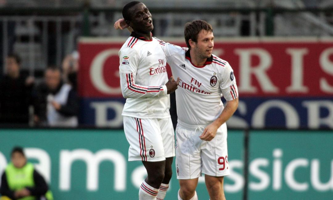 Antonio Cassano parla del Milan e dice la pura verità