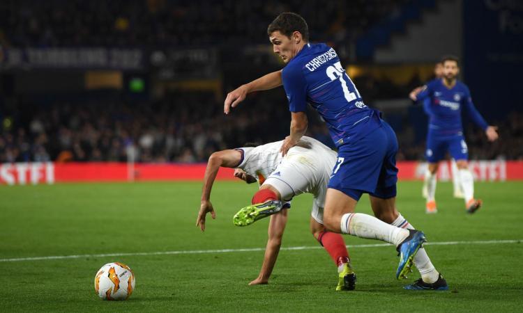 Chelsea, due italiane su Christensen