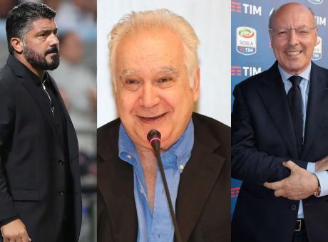 Sconcerti: 'Marotta vuole lavorare a Milano, alla Juve ora tocca a Nedved. Gattuso? Il Milan arriverà lontano'