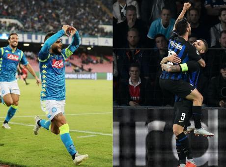 Juve, Inter, Napoli e Roma, 4 vittorie: attenta Europa, stiamo tornando