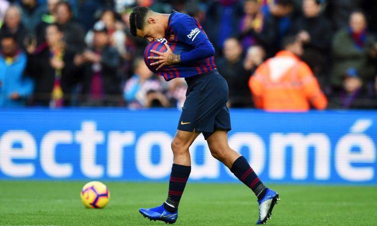 Barcellona: Coutinho può già partire