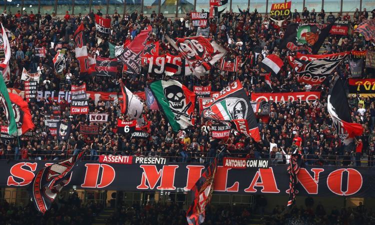 Atalanta in Champions a Milano, i tifosi del Milan: 'Percassi non sa cos'è San Siro, non è un locale in affitto!'