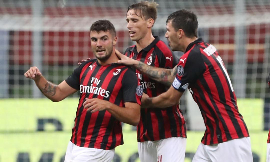 Il Milan ha il suo bomber: Romagnoli