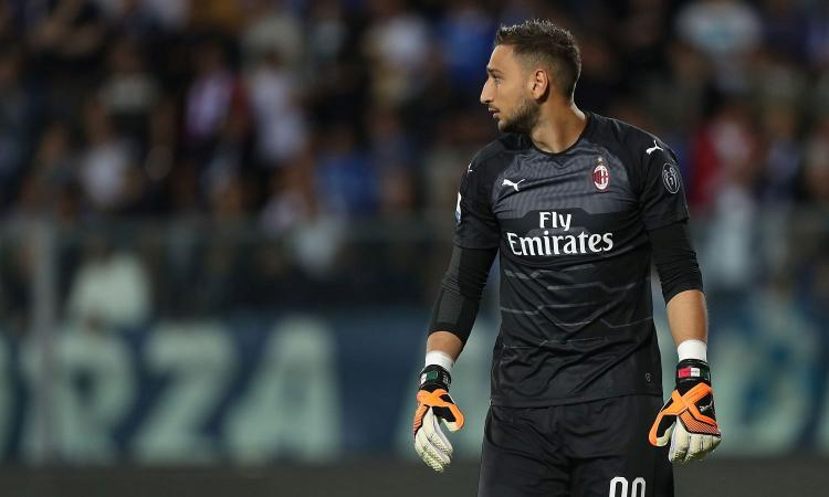 Milanmania: basta parlare di Conte, Gattuso va protetto! E che errore con Donnarumma...