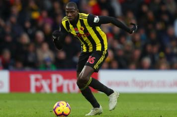 doucoure, watford, controllo, 2018/19