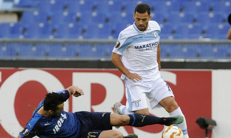 Lazio, Durmisi: 'Non sono la prima scelta di Inzaghi, ma lo diventerò'