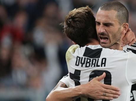 Juve-Young Boys, le pagelle di CM: Dybala si diverte, Bonucci assist-man