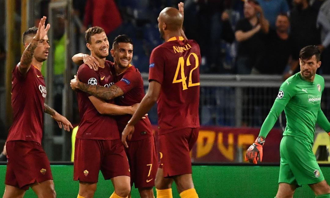 Roma batti 5: la crisi è passata!