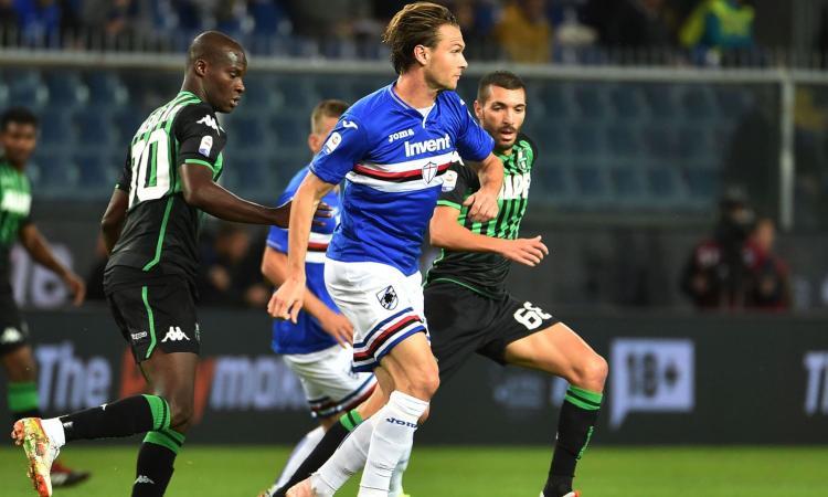 Ekdal: 'Sto bene alla Sampdoria; passato alla Juventus? Ecco come funziona...'