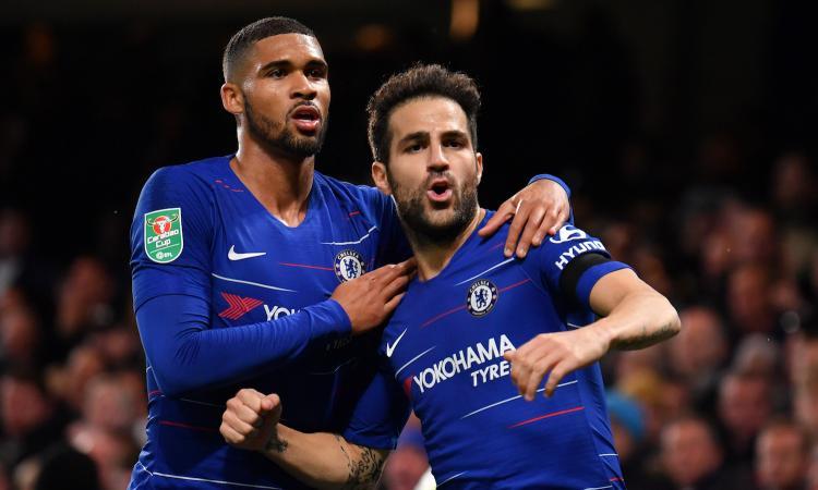Fabregas + Bakayoko, linea bollente sull'asse Milan-Chelsea