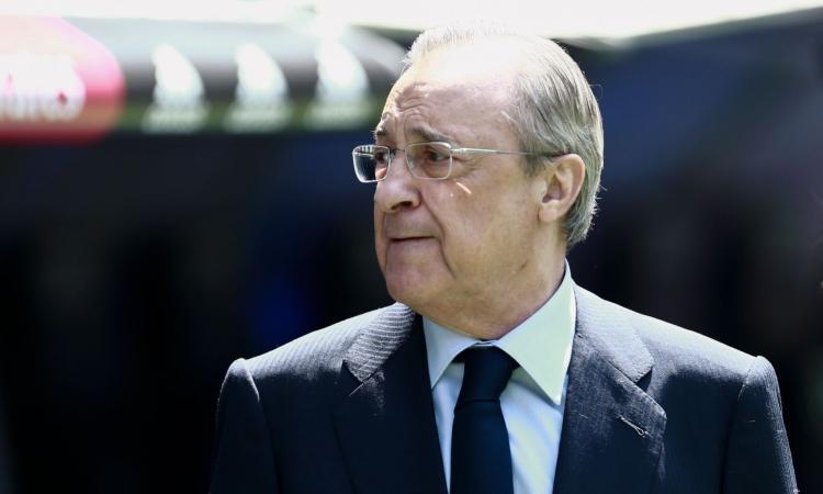 Real Madrid, Perez: 'Con Jovic continueremo a vincere'