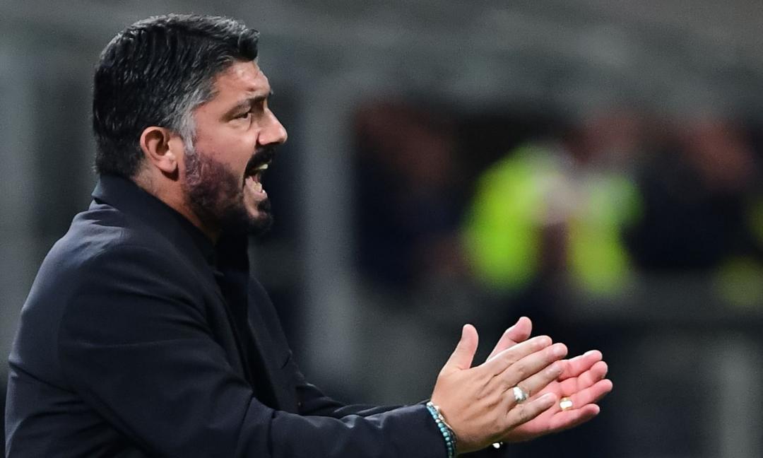 """""""RISPETTO"""" per Gattuso"""