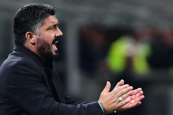 gattuso, milan, applaude, 2018/19