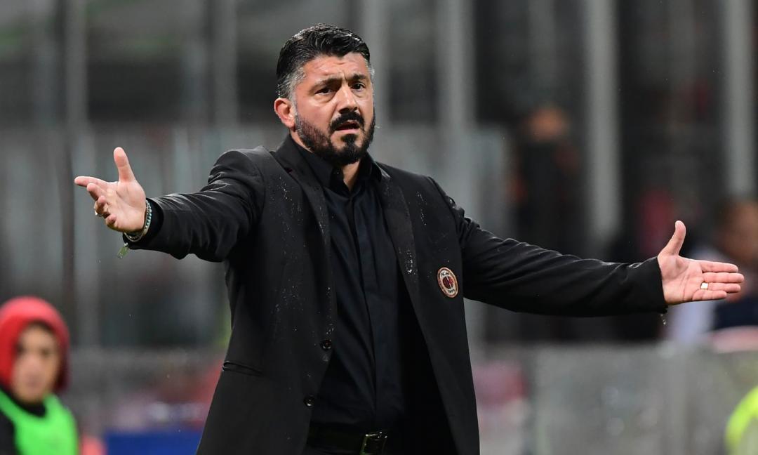 Milan: dalla grinta di Gattuso alla rabbia di Higuain