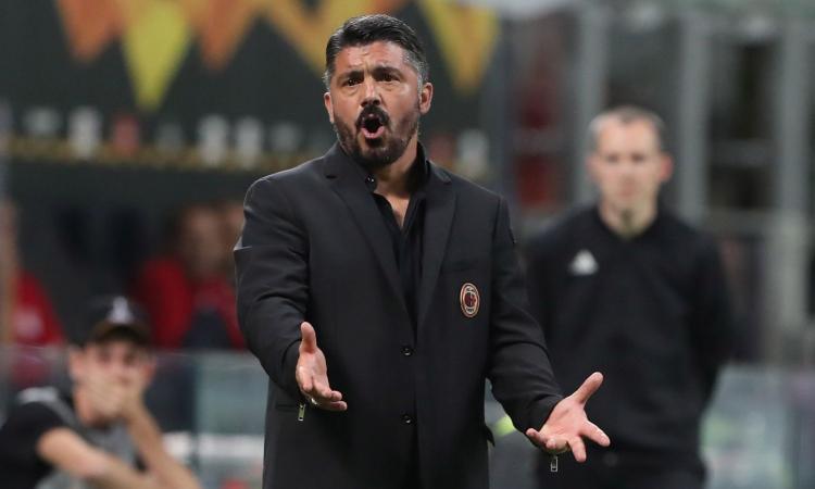 Gattuso batte l'Olympiacos con i cambi, ma è il peggior Milan della stagione
