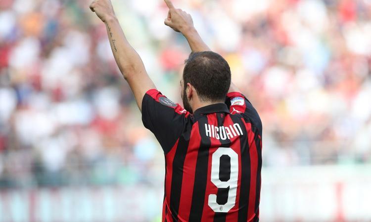 Del Piero: 'Higuain? Gli girano un po', contro la Juve darà qualcosa in più'