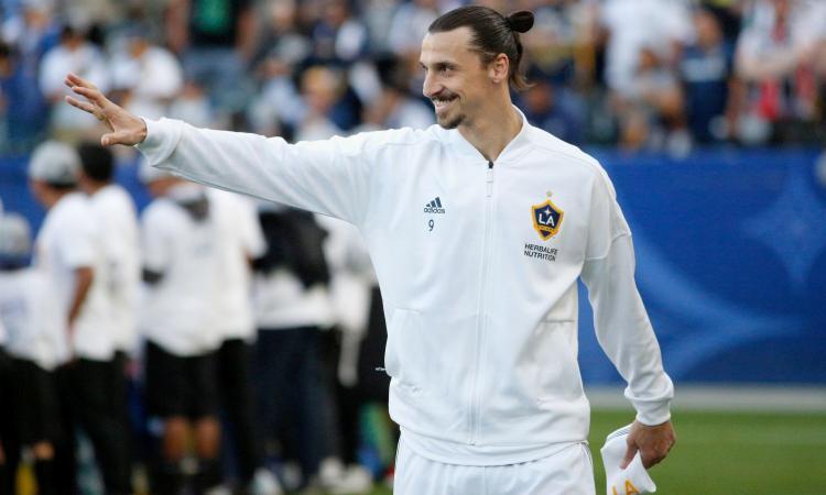 Milan-Ibrahimovic, i Los Angeles Galaxy alzano il muro