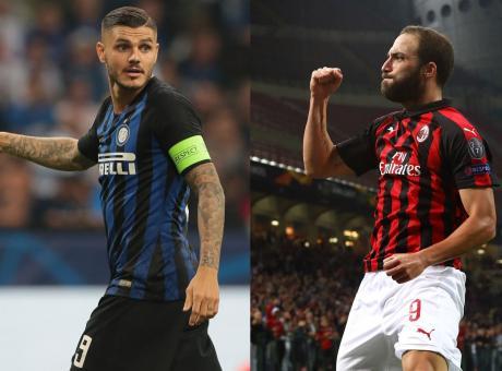 Il nostro sondaggio: Inter batte Milan 7-5, ma Gattuso e Higuain sorprendono