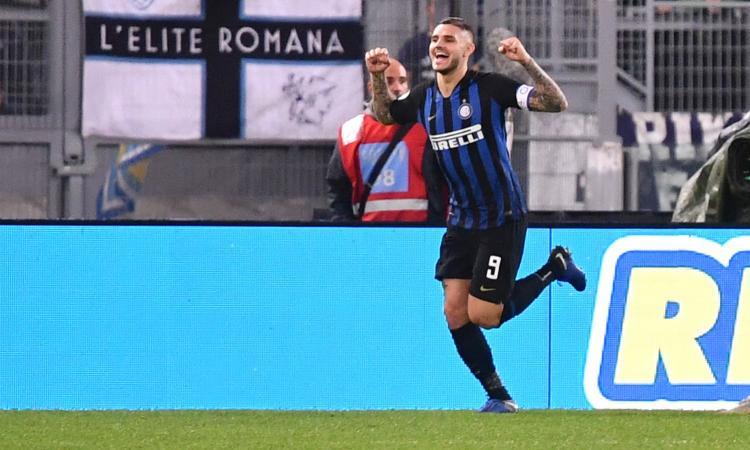 Inter, Icardi e il gol che ti cambia la vita: i compagni gli urlano...