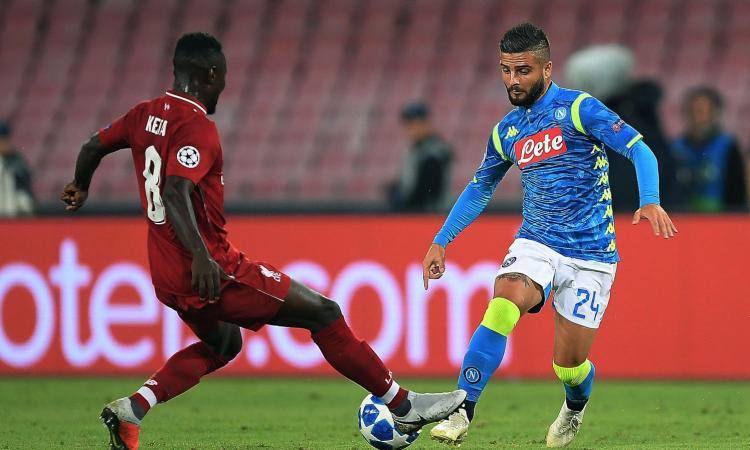 Liverpool - Napoli labdarúgó élő közvetítés m4 sport TV