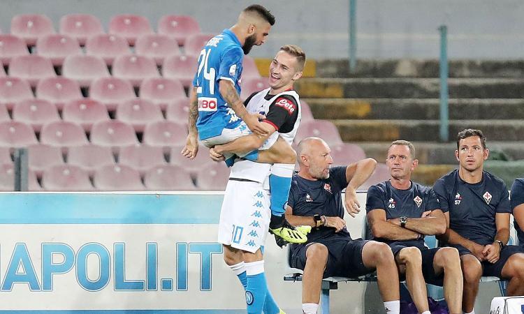 Napoli, due assist per Rog con la Croazia