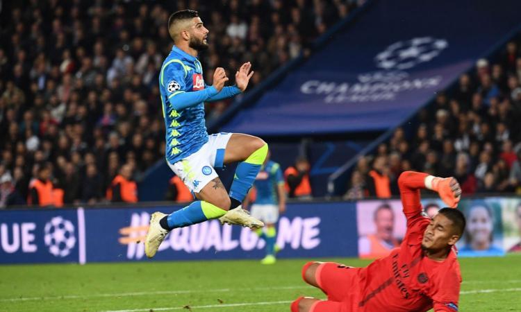 Napoli, due club fanno sul serio per Insigne
