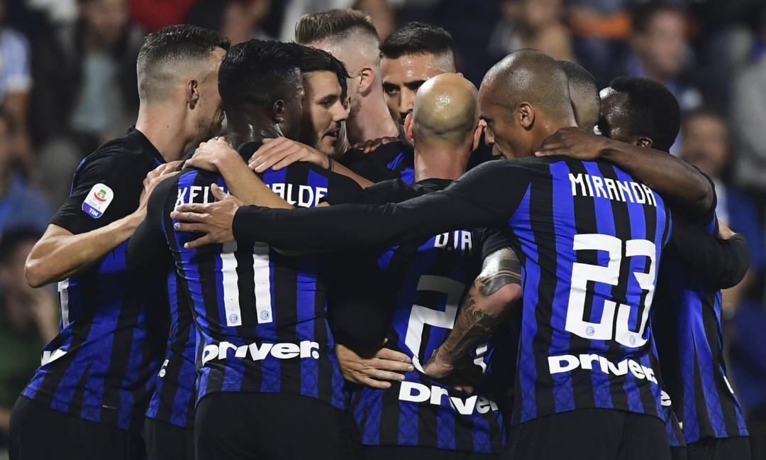 Milan, Barcellona e Lazio: ottobre di fuoco per l'Inter