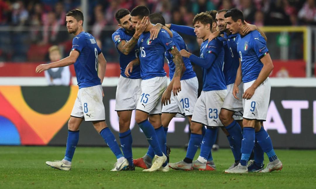 Bologna si tinge d'azzurro. #vaialmastersport
