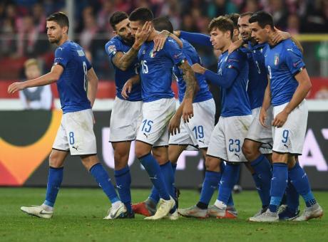 Italia, è la vittoria di Mancini: la squadra c'è, manca solo l'attaccante