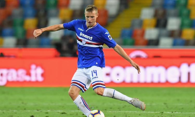 Sampdoria, contro la Roma chance per Jankto e Vieira?