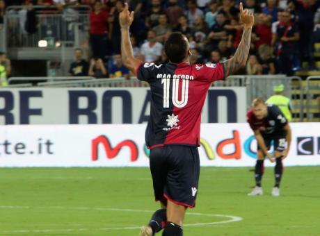 Cagliari, Joao Pedro: 'Atalanta con qualità, ma noi in questo stadio...'