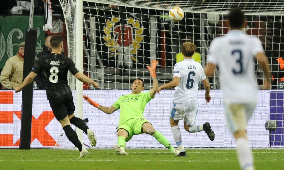 Luka Jovic, gli occhi delle big d'Europa sulla Goal Machine