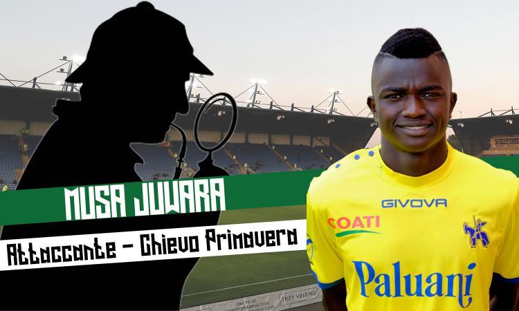 Anche il Chievo ha il suo Musa: Juwara, talento immigrato che ha sfidato la Figc