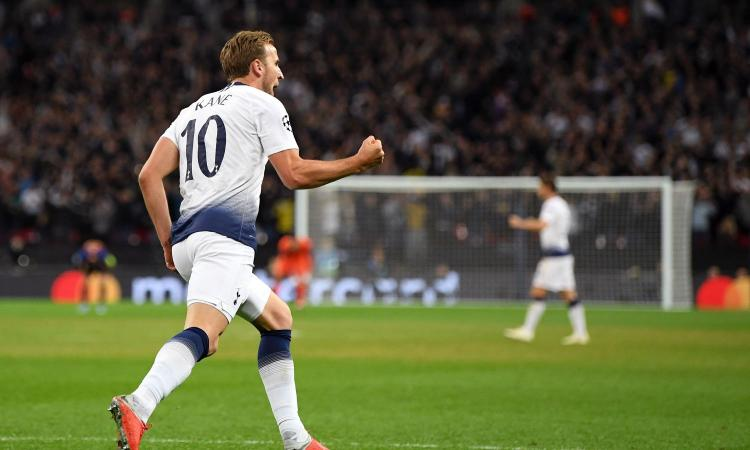 Tottenham, Pochettino: 'Kane un killer, sembra Batistuta. Se fosse italiano...'