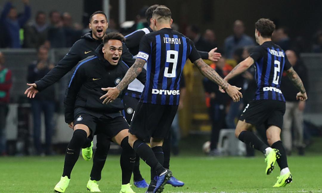 Inter, altro che fortuna... sei una vera squadra