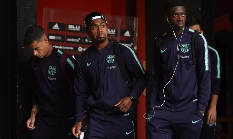 Barcellona, Griezmann mette alla porta due giocatori: il Milan alla finestra