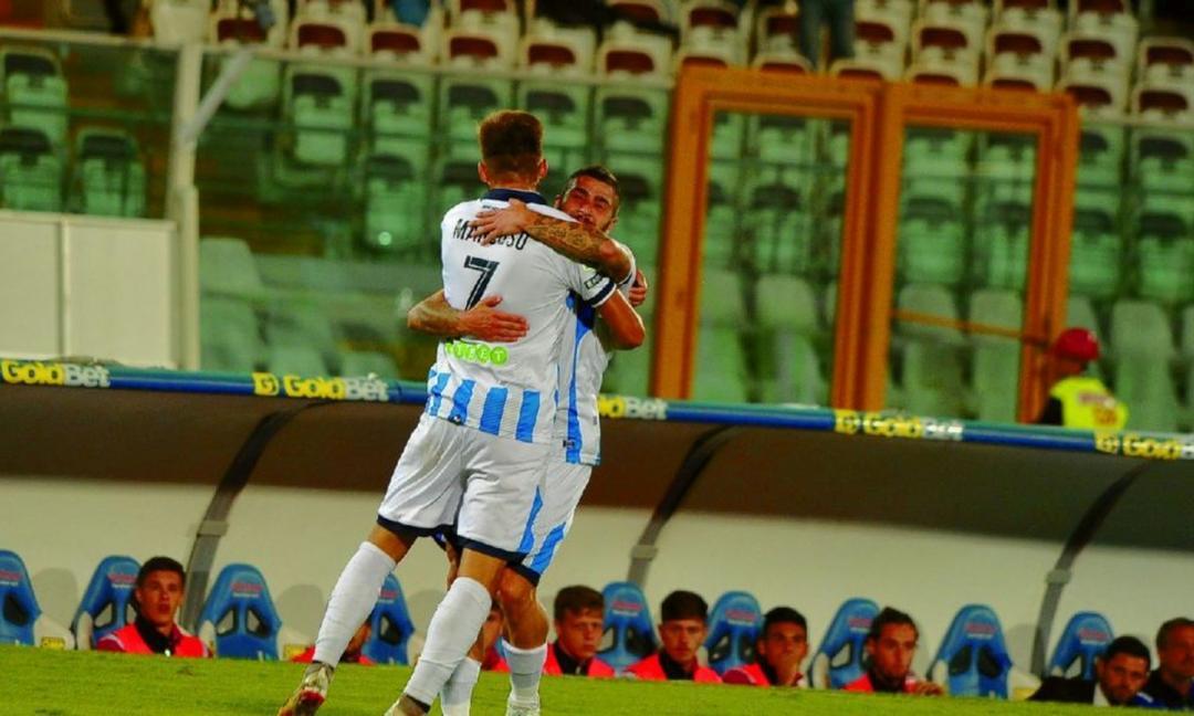 Monachello fa volare il Pescara! Chi tiene il passo?
