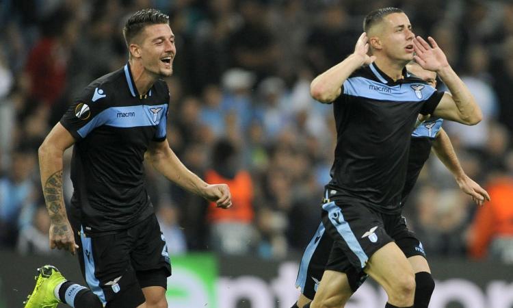 Lazio, tutti vogliono Marusic!