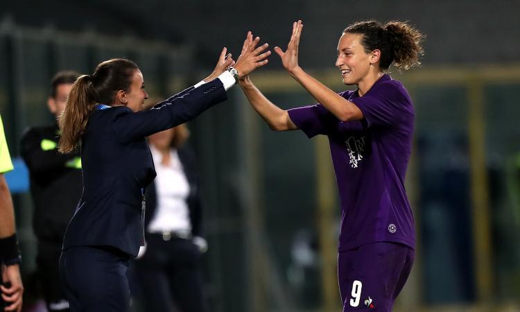 La Supercoppa Femminile è della Fiorentina! Juve Women sconfitta, decide il gol di Mauro