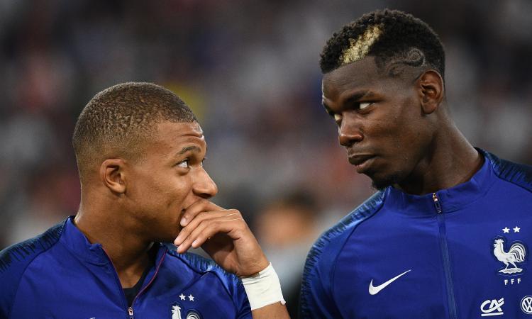 Juventus senza limiti: Pogba e Mbappé