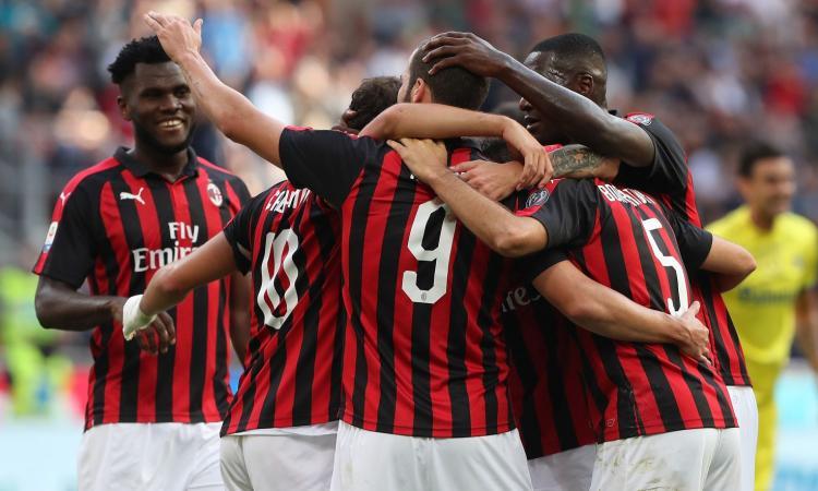 Derby: ecco come giocherà il Milan